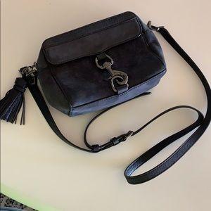 NWOT Rebecca Minkoff genuine leather crossbody bag